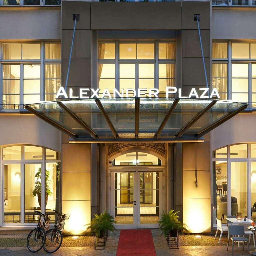 Aussenansicht Classik Hotel Alexanderplaza