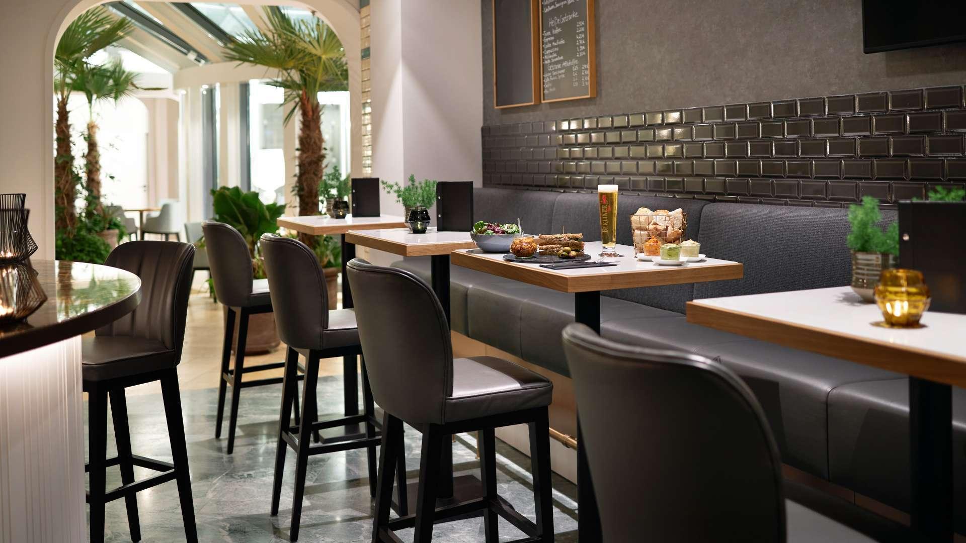 Classik Hotel Alexander Plaza Berlin Bar Lounge