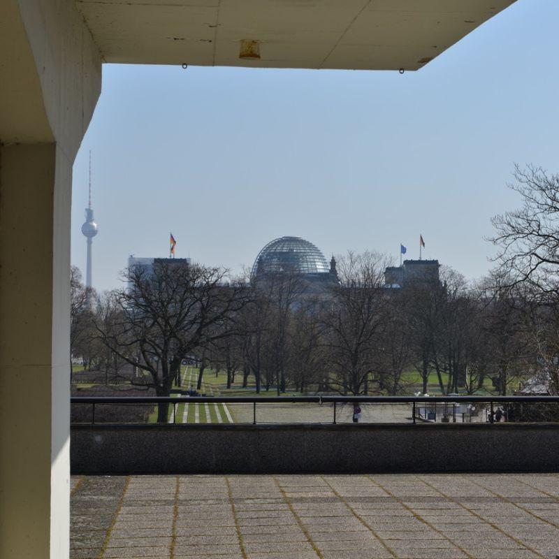 Classik Hotel Collection Blick auf den Reichstag Berlin