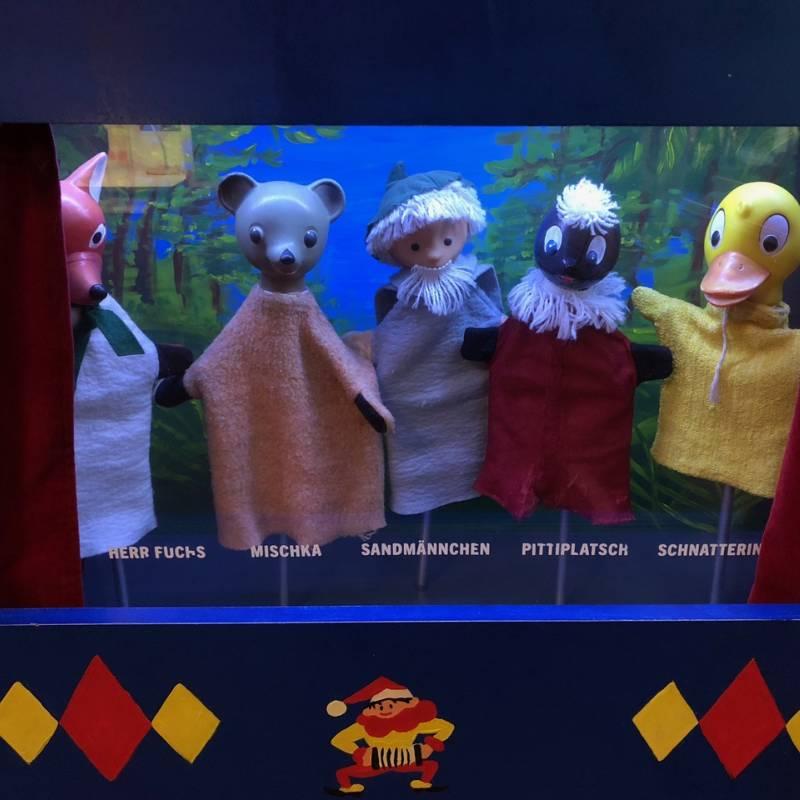 Classik Hotel Collection DDR-Sandmännchen und seine Freunde