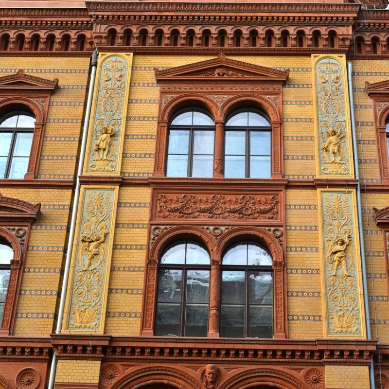 Classik Hotel Collection Früher eines der größten Behördenbauwerke der Hauptstadt