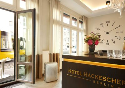 Classik-Hotel-Collection-Hackescher-Markt-Reception