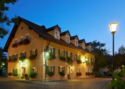 Classik-Hotel-Collection-Munich-Martinshof-Front-View-Night-Web