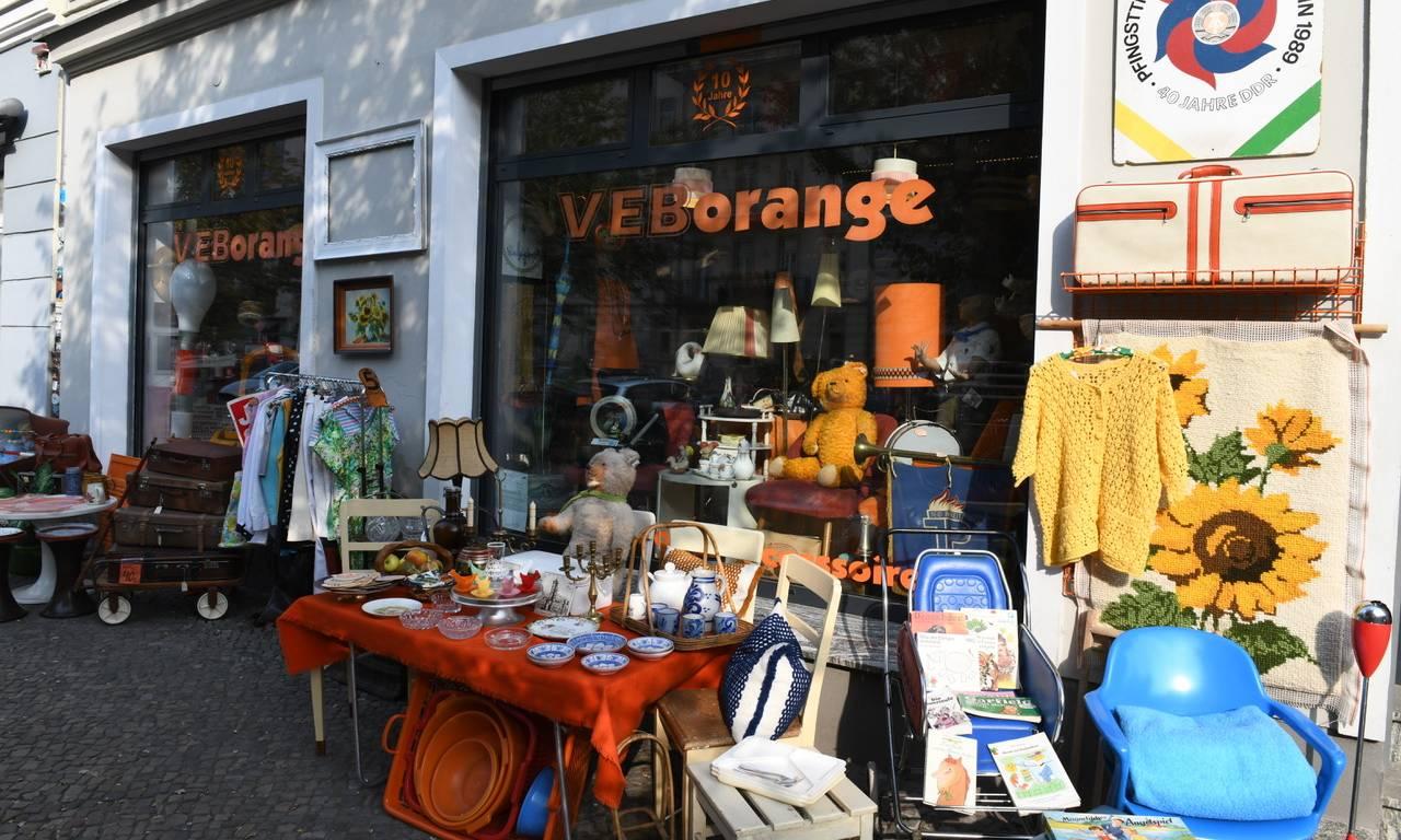 VEB Organe – Trödel-Laden für Ostalgiker