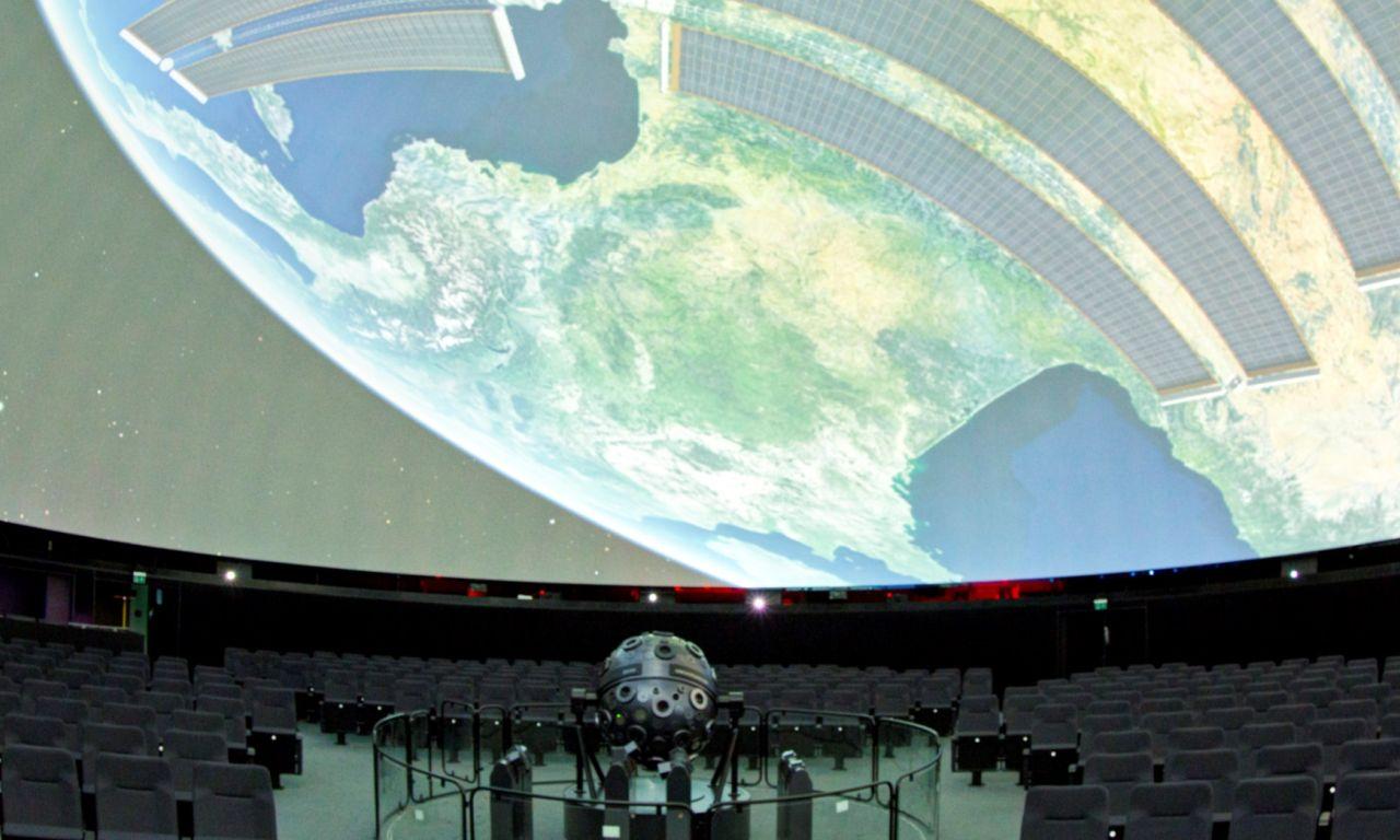 Zeiss Großplanetarium – Der Himmel über Berlin