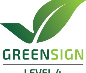 GreenSign – das Alexander Plaza ist mit Level 4 ausgezeichnet